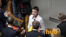Савченко теперь защищает государственный адвокат