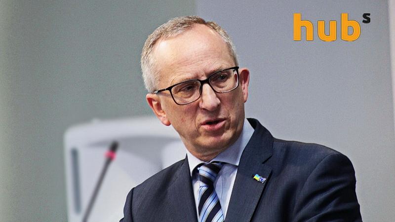 Томбинский Ян_посол ЕС