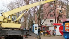 В Хмельницком решили упорядочить МАФы