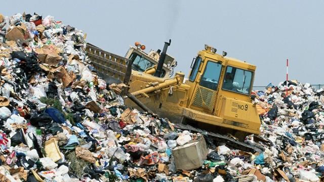 Новый мусорный полигон обойдется Днепру в 30-35 млн грн