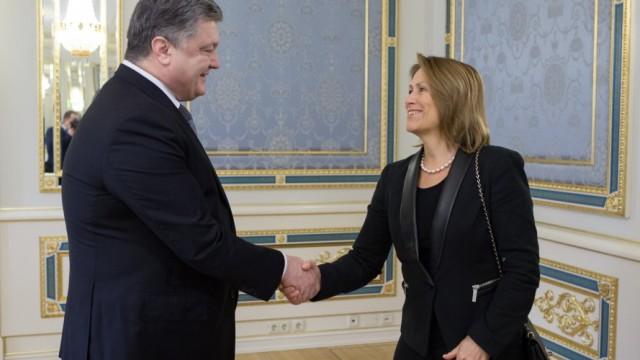 Порошенко обсудил в ООН вопросы Донбасса