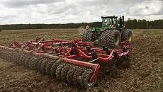 Аграрии засеяли более 7 млн га зерновых в мае