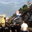 В Киеве демонтаж МАФов спровоцировал транспортный коллапс
