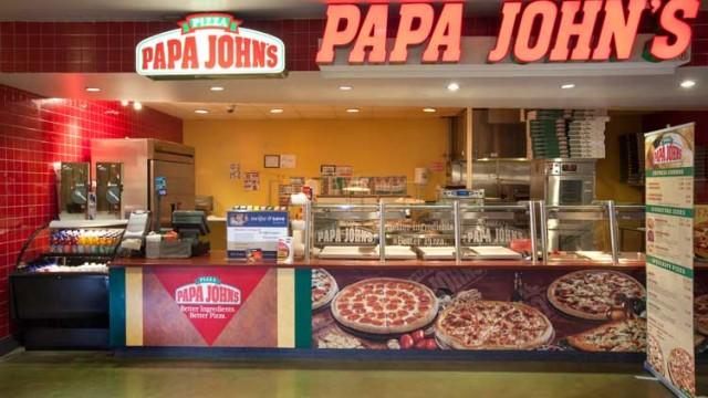 В Украину зайдет сеть пиццерий Papa John's