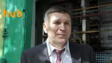 Александр Олейник, владелец Херсонского машиностроительного завода