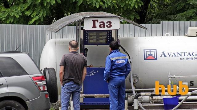 В Украине растут цены на автогаз