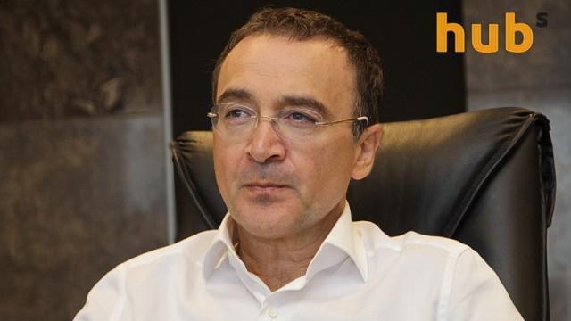 Игорь Никонов, владелец строительной компании KAN Development