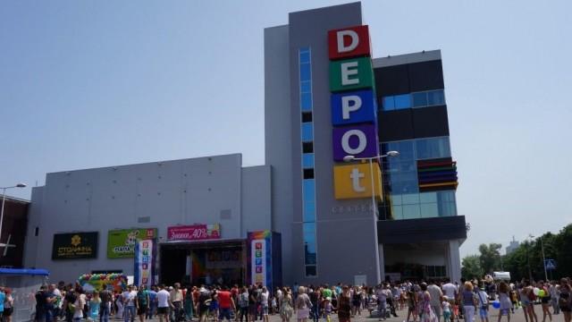 В Черкассах открыли новый ТРЦ