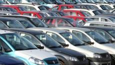 В начале года в Украину завезли авто на $130 млн