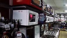 Украинский рынок бытовой техники и электроники упал на 5,9%