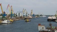 На Херсонских морских каналах заменили навигационное оборудование