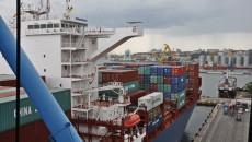 Одесса за 5 месяцев нарастила перевалку контейнеров на 25,7%