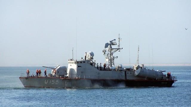 Украина усиливает оборону на море