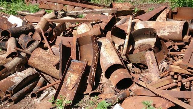 В.Мазур: блокирование экспорта лома не поможет металлургам нарастить производство