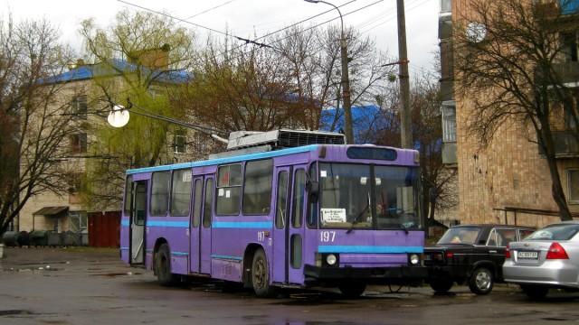 Луцкие транспортники хотят взять кредит на 1 млн грн