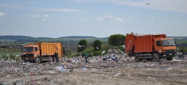 Один из мусорных полигонов на Тернопольщине рекультивируют