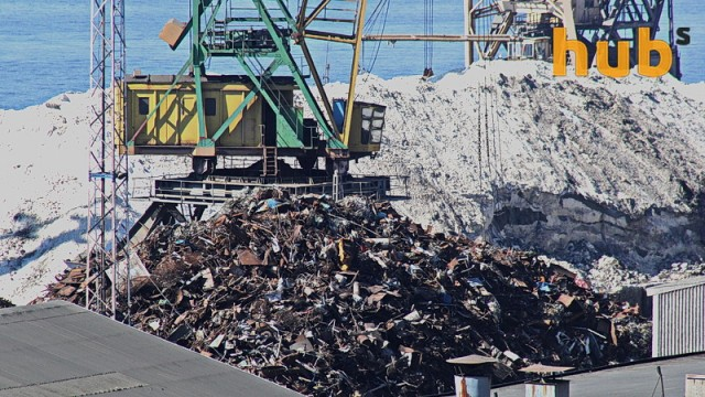 В Украине намерены легализовать рынок металлолома