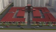 В Тернополе начато строительство крупнейшего в городе ТРЦ