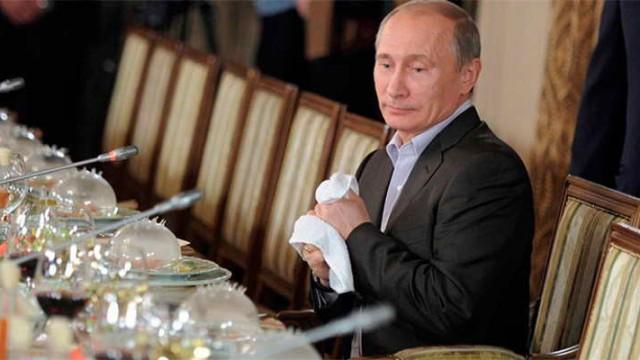 Президент Германии назвал поведение РФ в Украине