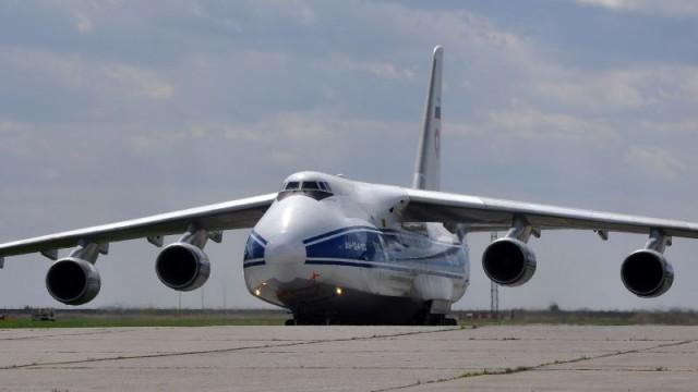 США допустили «Антонов» к свободным грузовым чартерам