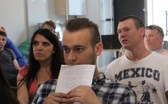 В Виннице тестировали стартапы