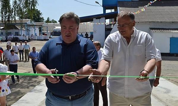 В Николаеве открылся  зерновой терминал