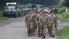 Международные военные учения Rapid Trident начались на Львовщине