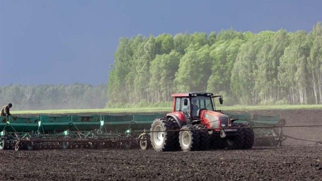 «Даноша» завершила весенне-полевые работы на Ивано-Франковщине
