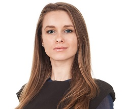 Алла Петриченко, молодший юрист ЮФ «Лавринович і Партнери»