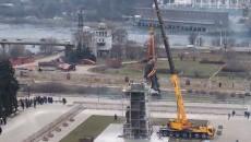 В Украине снесли только половину памятников Ленину