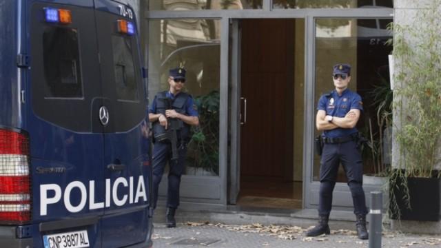 El Mundo: В Барселоне задержали сына Черновецкого