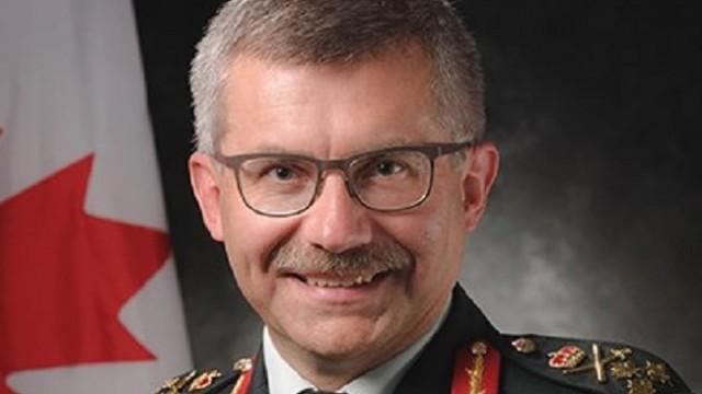 Представитель украинской диаспоры возглавил армию Канады