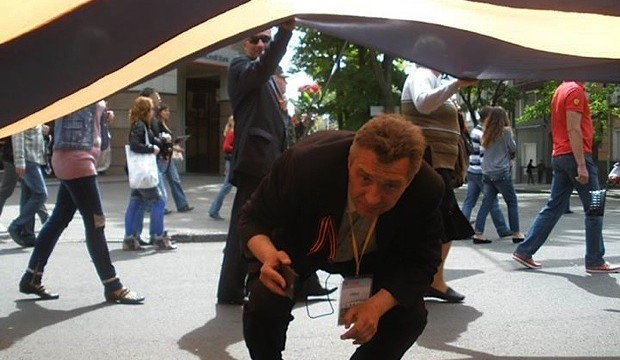 Задержан скандально известный харьковский сепаратист