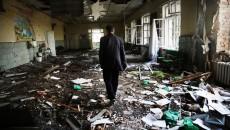 Разрушения в Авдеевке будут устранять за счет бюджета