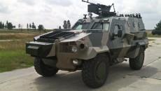 В Харькове военным переданы 10 бронемашин «Дозор-Б»