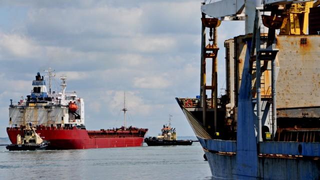 Одесский порт нарастил сухую перевалку на 6,4 % за полгода