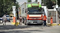 Одесса не пускает в порт грузовики с превышением веса