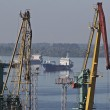В АМПУ обещают снизить портовые тарифы для развития Дунайского пароходства