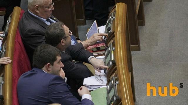 Рада завалила законопроект об обществах с ограниченной и дополнительной ответственностью