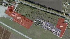 Территория Тернопольского аэропорта стремительно уменьшается