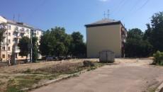 В Житомире продолжается конфликт вокруг строительства «АТБ»