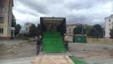 В «АТБ» в очередной раз пытались захватить участок в центре Житомира
