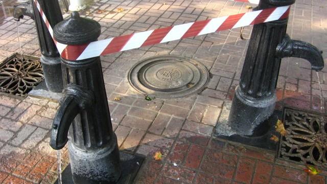 Житомир отказался от воды из бюветов