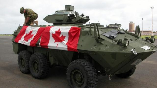 Канада продаст Украине оружие – СМИ