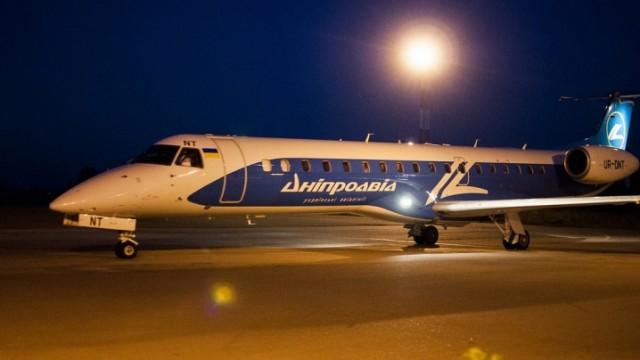 Возобновлены пассажирские авиаперевозки из Киева в Черновцы