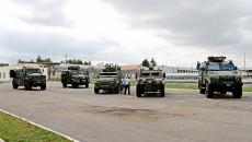 Силовики испытали всю новую «броню» на полигоне АвтоКрАЗа