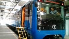 Киев намерен приобрести до 50 новых вагонов метро
