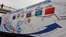 Украинскую молочку пришлось везти в Казахстан по «шелковому пути»