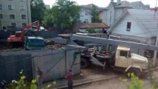 В Ивано-Франковске очередной строительный скандал