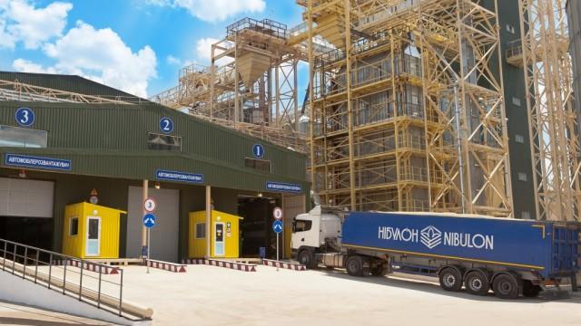 Новый зерновой терминал в Николаевской области начал работу